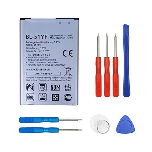 Swark bl-51yf batería para LG G4 H815 h810 h811 ls991 us986 us991 con Herramientas