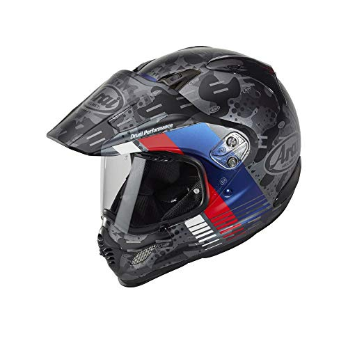 Arai Tour-x4 Cover Blue - Casco (talla XL)