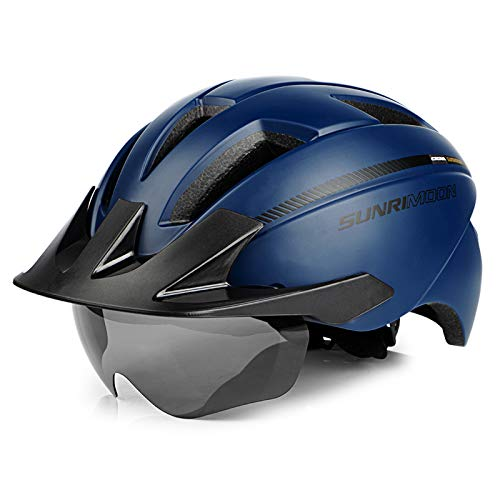 SUNRIMOON Adult Bike Helmet