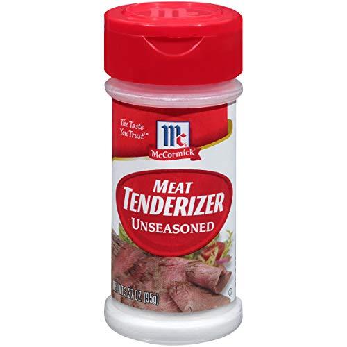 McCormick Unseasoned Meat Tenderizer, 3.37 oz