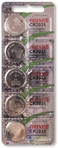 Pilas Cr2025 Maxell Marca Wolfpack Linea Profesional