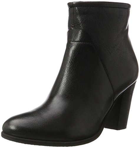 SPM Damen Gilly Ankle Boot Stiefel, Schwarz (Black), 40 EU
