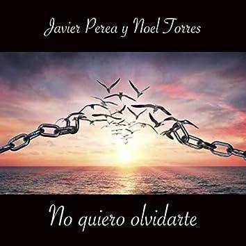 No Quiero Olvidarte (feat. Noel Torres)
