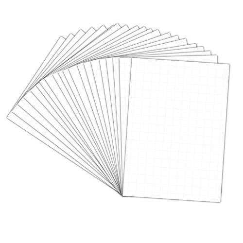 Heat Transfer Paper 20 Sheet A4 Transfer Paper Printable Paper Inkjet Printer Paper for T-Shirts Light Fabrics G HEAT-GOO