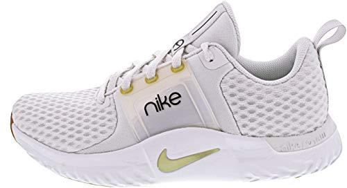 Nike Renew - Zapatillas Bajas Mujer Gris Talla 41