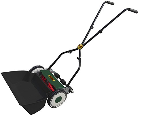 Webb H30 'Autoset' Mechanical Lawn Mower - Best Budget Push Mower