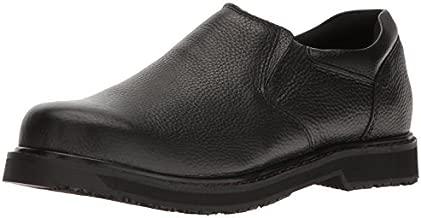 Dr. Scholl's Men's Winder II Work Shoe,Black, 12 C/D US