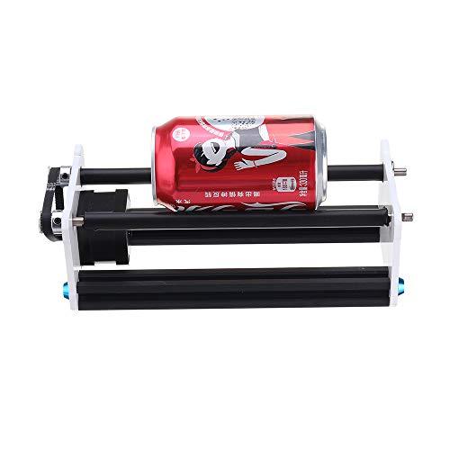 EleksMaker® EleksRotate Rotate Engraving Module A3 Laser Engraver Y Axis DIY Update Kit for Column Cylinder Graving