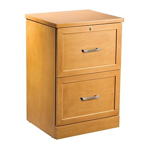 Oak Filing Cabinet Amazoncom
