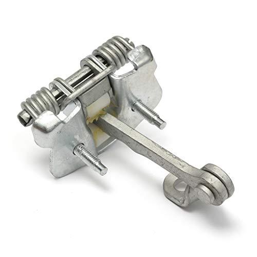 Wiivilik Metall Autotürfangband-Stopper Ersatz vorne rechts Links für Peugeot 206 206CC, Türfangband Stopper für 206CC 9181C8