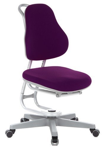 Rovo Chair Kinderschreibtischstuhl/Kinderstuhl Buggy Stoff Atlantic violett