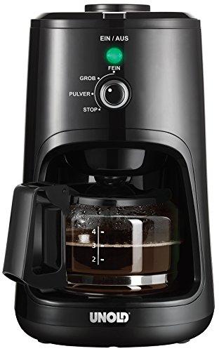 Unold 28725 Kaffeeautomat-Mühle Kompakt