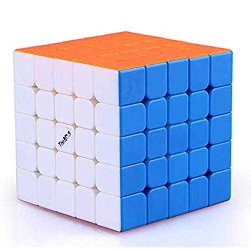 Qiyi Valk 5 M Stickerless Speed Cube VALK 5 M Cube Puzzle