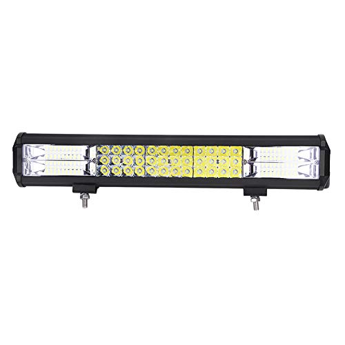 Foco Led Tractor, Sararoom LED Luz Largo del Coche IP67 Impermeable Barra...