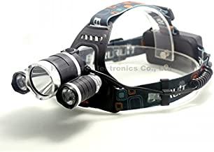 Hoofd Zaklamp 20 Onderdelen/Los Bike Licht LED Koplamp Koplamp Zaklamp