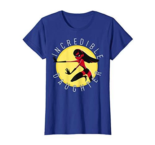 Disney Pixar Violet Incredibles Daughter Graphic T-Shirt T-Shirt