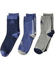 adidas Lk Ankle S 3pp Calcetines Unisex bebé