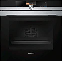Siemens iQ700 built-in electric steam oven HS636GDS1 / A + / coolStart-no preheating / cookControl Plus fully automatic frying / oven door with SoftMove for damped opening and closing