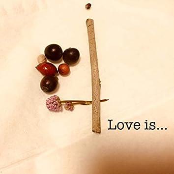 Love is ... (feat. Shyoudog)
