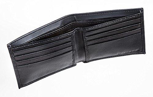 Team Sports America Leather Washington Redskins Bi-fold Wallet