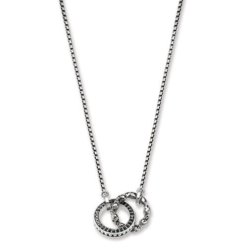 Thomas Sabo Damen-Kette mit Anhänger Rebel at heart Collier