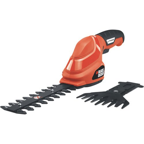 BLACK+DECKER GSL35 Cordless Shrub Trimmer