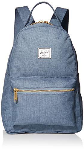 Herschel Nova Backpack, Blue Mirage Crosshatch, Mini 9L