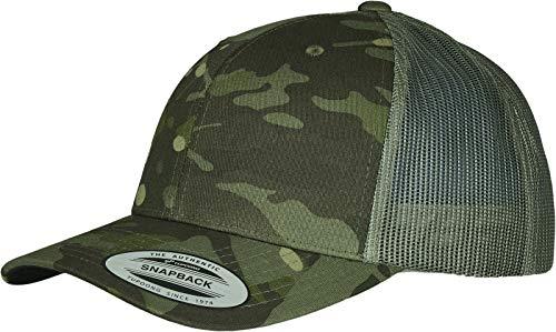 Flexfit Trucker Multicam® Cap Baseball Cap, Unisex, Mehrfarbig Einzigartige Größe