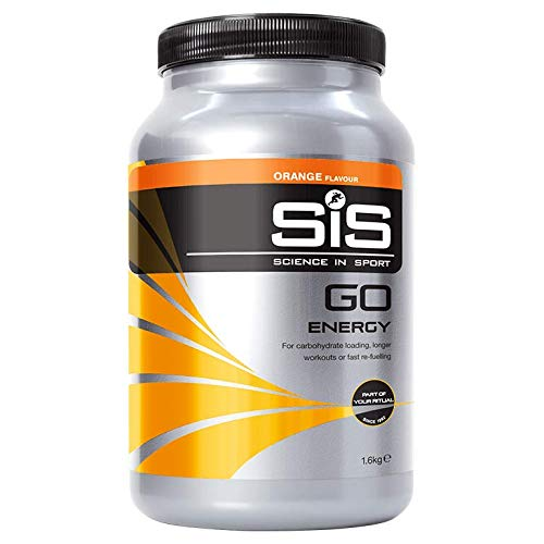 Science in Sport Go Energy Drink, Orange, 1.6 kg, 32 Servings