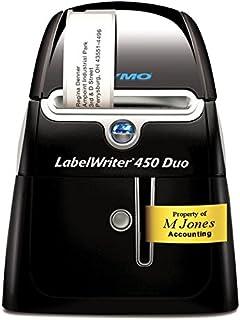 DYMO LabelWriter 450 Duo, Black, S0838920