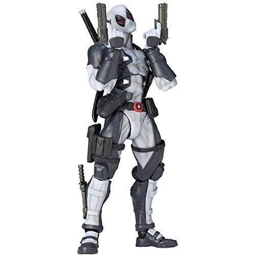 figure complex AMAZING YAMAGUCHI DEAD POOL X-FORCE .ver デッドプール エックスフォース版 約160mm アクションフィギュア リボルテック