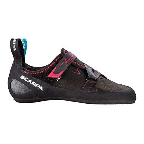Scarpa Velocity Kletterschuhe Damen Black/Raspberry Schuhgröße EU 38 2020 Boulderschuhe