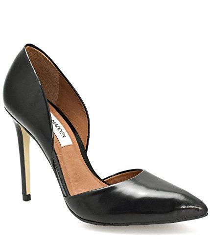 Steve Madden scarpe da donna Decolletè in vernice Pippaaa - Nero
