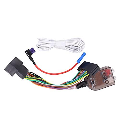 MOTOKU Radio Subwoofer Amplifier Wiring Harness for Ford Edge Escape Explorer...