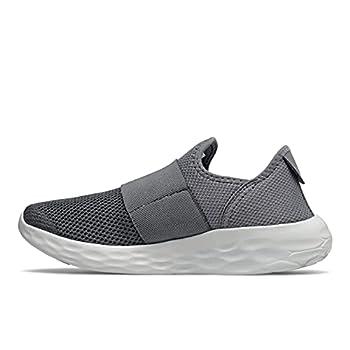 New Balance Men s Fresh Foam Sport V2 Slip-On Running Shoe Grey/Grey 10.5 X-Wide