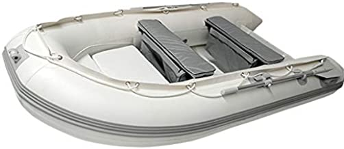 Pelican Bay Runabouts 10-feet 2-inch Inflatable Sport Tender Dinghy Boat with Aluminum Hull
