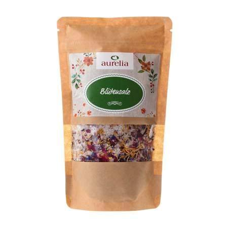 Aurelia Allgäuer Naturprodukte Blütensalz 200g