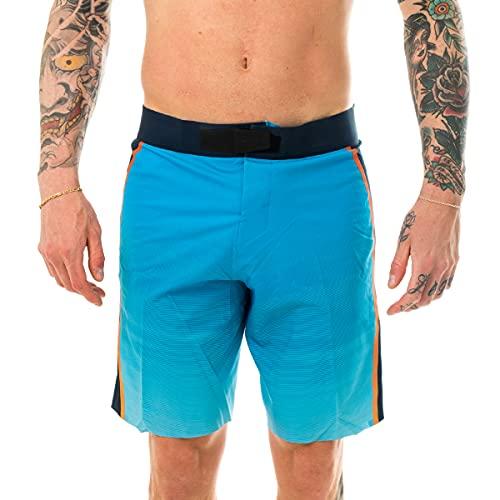 O'Neill Herren PM Hyperfreak Hydro Boardshort Schwimm-Slips, Blau, 28