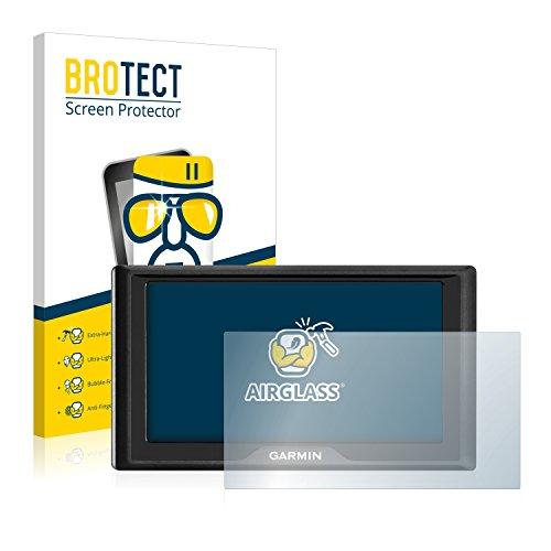 BROTECT Protector Pantalla Cristal Compatible con Garmin Drive 60 LM Protector Pantalla Vidrio Dureza 9H AirGlass