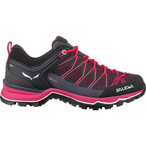 Salewa Damen MTN Trainer Lite GTX Schuhe, Virtual pink-Mystical, UK 5