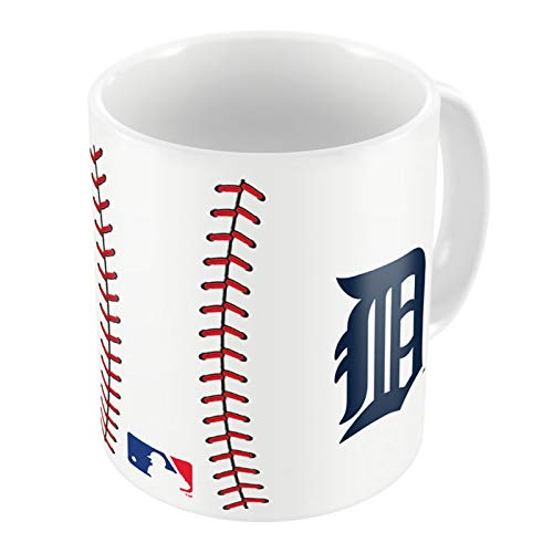 MUSTANG MLB Baseball-Tasse, 425 ml, Detroit Tigers