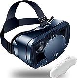 """Chenyu Vollbild 3D VR Headset,HD Virtual Reality VR World Head Mounted für 3D Filme und Spiele für 5.0-7.0"""" Android IOS iPhone -"""