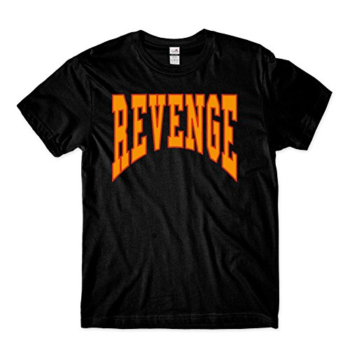 Drake Revenge T-Shirts Sommer Sixteen 16Tour Views Gr. L / 104,14-109,22 cm, schwarz