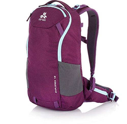 Arva Explorer 18 Mochila, Adultos Unisex, Purple, 18l