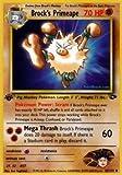 Pokemon - Brock's Primeape (35) - Gym Challenge - 1st Edition