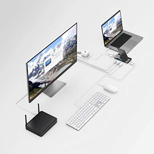 Hama USB-C 7 in 1 Dockingstation 3X USB 3.1 HDMI, VGA, LAN, USB- C (PD)