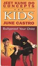 Jeet Kune Do Martial Arts Kids Children bullyproof VHS Video June Castro youth karate self defense