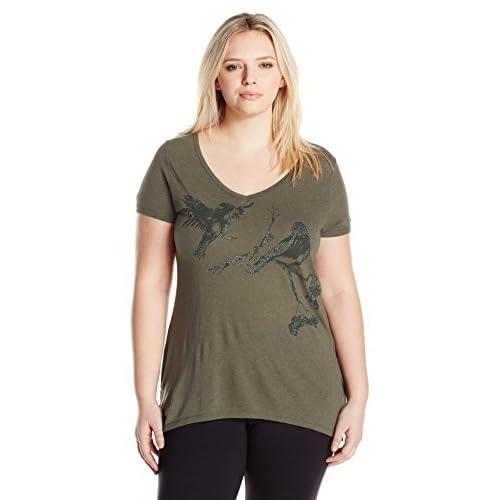 Songbirds of America Shirt Bird /& Flowers T-Shirt Small Ladies T 5X