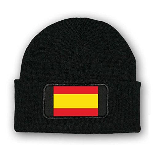 * Gorro/beenie–España Bandera _ Escudo España Madrid Barcelona Malle Ejército Uniforme de...
