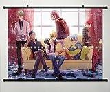 Kuroko No Basket Wall Scroll Poster Fabric Painting for Anime Key Roles 133